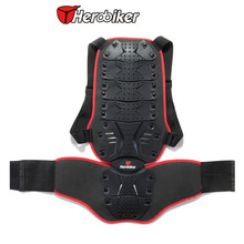 Motorcycle Body Armor Protection Guard Vest Outdoor Sport Motorbike Back Support Motocross Off-Road Protective Gear(China)