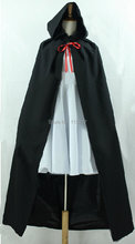 Axis Powers Hetalia Arthur Cosplay Costume wizard uniform APH coat cloak set