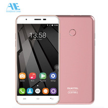 Original OUKITEL U7 Plus Android 6.0 MTK6737 Quad Core 5.5inch Cell Phone 2GB RAM 16GB ROM Smartphone 1280x720 4G Mobile Phone