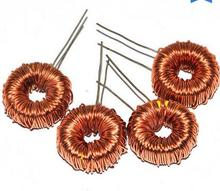 10pcs/lot Naked 33UH 3A Toroidal inductor winding inductance magnetic ring inductance