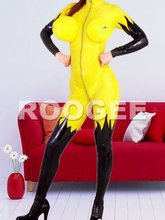 inflatable latex catsuits