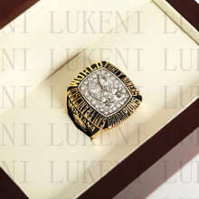 Year 1984 San Francisco 49ers Super Bowl Championship Ring 10-13Size MONTANA Fans Gift With High Quality Wooden Box(China)