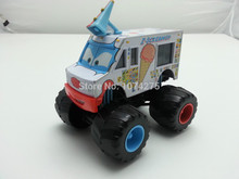 Pixar Cars I-Screamer Ice Cream Truck Metal Diecast Toy Car 1:55 Loose Brand New In Stock & Free Shipping