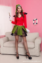 Lady Halloween Costume Explosion New Cute Cartoon Female Cosplay Costumes Women Make Up Party Dress Role-playing Suit B-3984