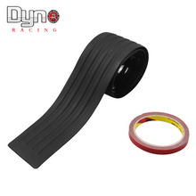 Dyno racing Car Trunk Bumper Trim Rear Guard Plate Modified Protective Strip For Mazda For Subaru For Most Car OT152