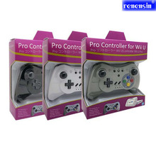 Dual Analog Bluetooth Wireless Gamepad Remote Controller For Wii U Pro Wireless Controller Interworks Retro SNES Gamepad Joypad