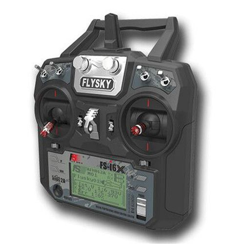 Flysky FS-i6X 2.4GHz 10CH AFHDS 2A RC Transmitter With X6B i-BUS Receiver<br>