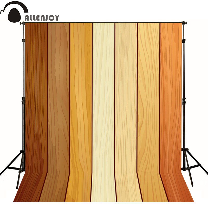 Allenjoy photographic background Simple wood in different colors kids vinyl boy photo studio photography backdrops<br><br>Aliexpress