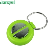 CHAMSGEND 2017 Funny Electric Shocking Hand Buzzer Shock Classic Joke Prank Trick Novelty Toy Drop Shipping Feb27