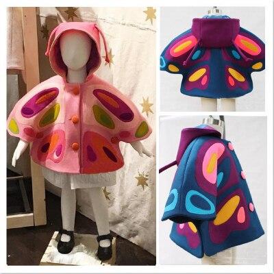 Baby girls fall out cloak cloak childrens cloak cape overcoat baby cloth<br><br>Aliexpress