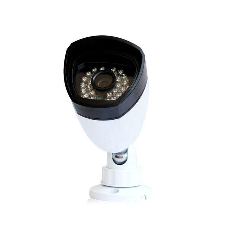 CMOS 600TVL CCTV White Plastic Bullet Security Camera 27IR LED Outdoor Night Vision<br><br>Aliexpress