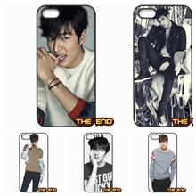 Lee Min Ho South Korean actor model singer Phone Case For iPhone 4 4S 5 5C SE 6 6S 7 Plus Galaxy J5 A5 A3 S5 S7 S6 Edge