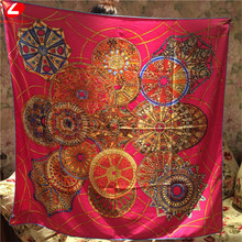 Lifeng Home 2017 Spring Beach Shawl Silk Scraf National Beach Towel 140*140cm Square Bohemia Sun Block Shandow Sexy silk Cape