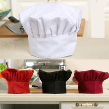 Hotel Chef Hat Bread Baker Cap Unisex Male Western Style Food Pie Japanese Restaurant Uniforme Chef J042(China)