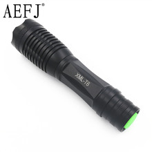 6000lm XML T6 ZOOM 18650 or AAA Zoomable LED Flashlight,torch,lantern,self defense,camping light, lamp,for bicycle