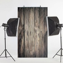 2017 new 3x5ft Wood Grain Photography Background For Studio Photo Props Thin Photographic Backdrops 90 x 150cm White decoration