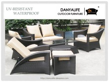 DYSF-D6402 Danyalife Factory Customize Outdoor Patio Rattan Chairs