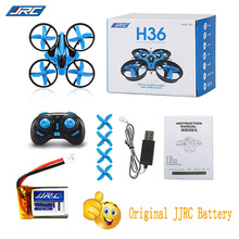 JJRC H36 Mini Drone RC Quadcopter 2.4GHZ 6-Axis RC Helicopter Headless Quadrocopter Toys For Children VS JJRC H8 Mini H20 e010