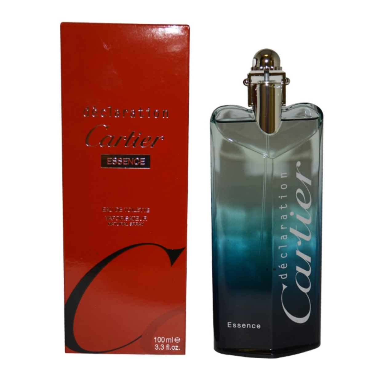 Declaration Essence by Cartier for Men - 3.4 oz EDT Spray