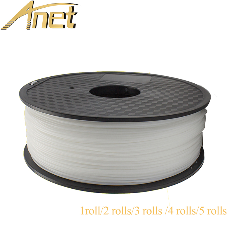 Send by DHL or Fedex White color 3D Printer HIPS Filament 1KG/Roll 1.75 MM / 3.0 MM 3D Printer Filament HIPS RepRap Makerbot<br><br>Aliexpress