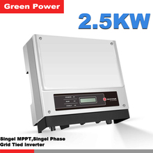 GW2500-NS Goodwe on grid solar Inverter,2500w on grid inverter Euro efficiency>97%,single MPPT single phase 230V output