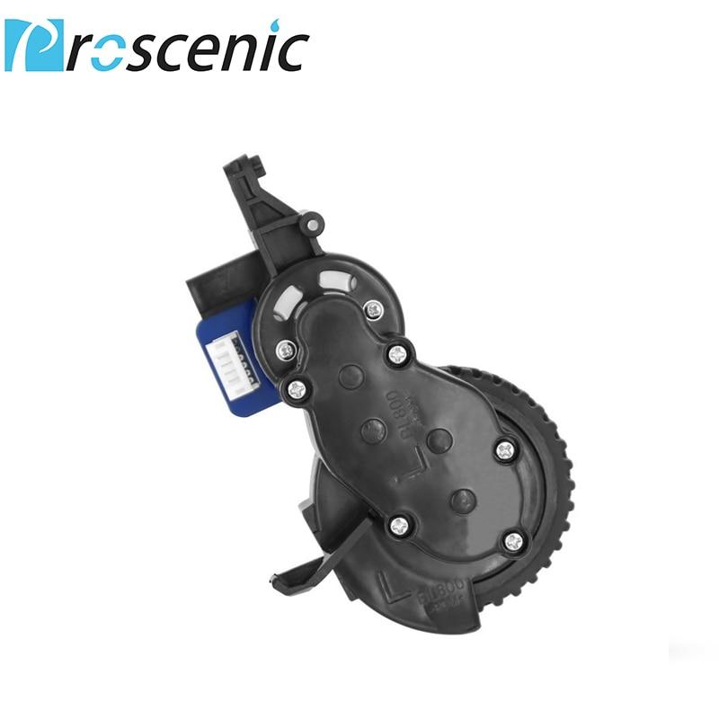 Proscenic 790T Robotic Vacuum Replacement Left Wheel<br>