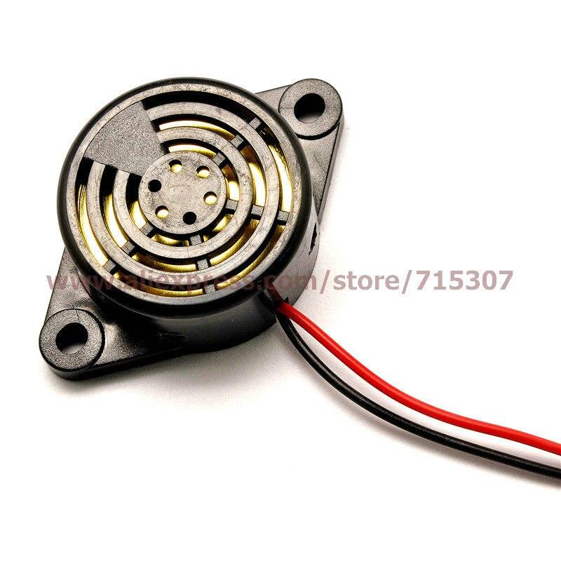 PHISCALE 10pcs High Decibels Alarm/ continuous sound/ buzzer DC3-24V <br><br>Aliexpress