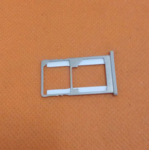 Original Sim Card Holder Tray Card Slot for HOMTOM HT6 5.5inch MT6735 Quad Core HD 1280x720 Free shipping(China)
