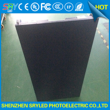 Indoor P3.91 500x1000mm SMD2121 led die casting rental display cabinet nova card for TV station stage(China)