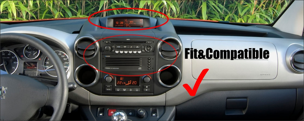 Liandlee For Peugeot Partner 2008~2017 Android Car Radio CD DVD Player GPS Navi Navigation Maps Camera OBD TV Screen Multimedia3