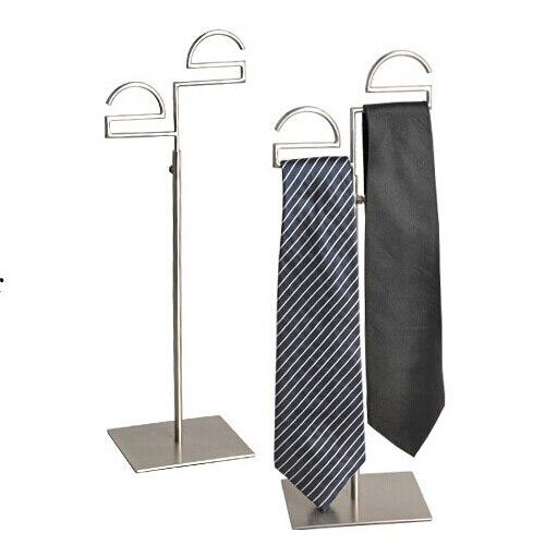 Горячий продают стеллаж для выставки товаров связи металла, витрину галстука