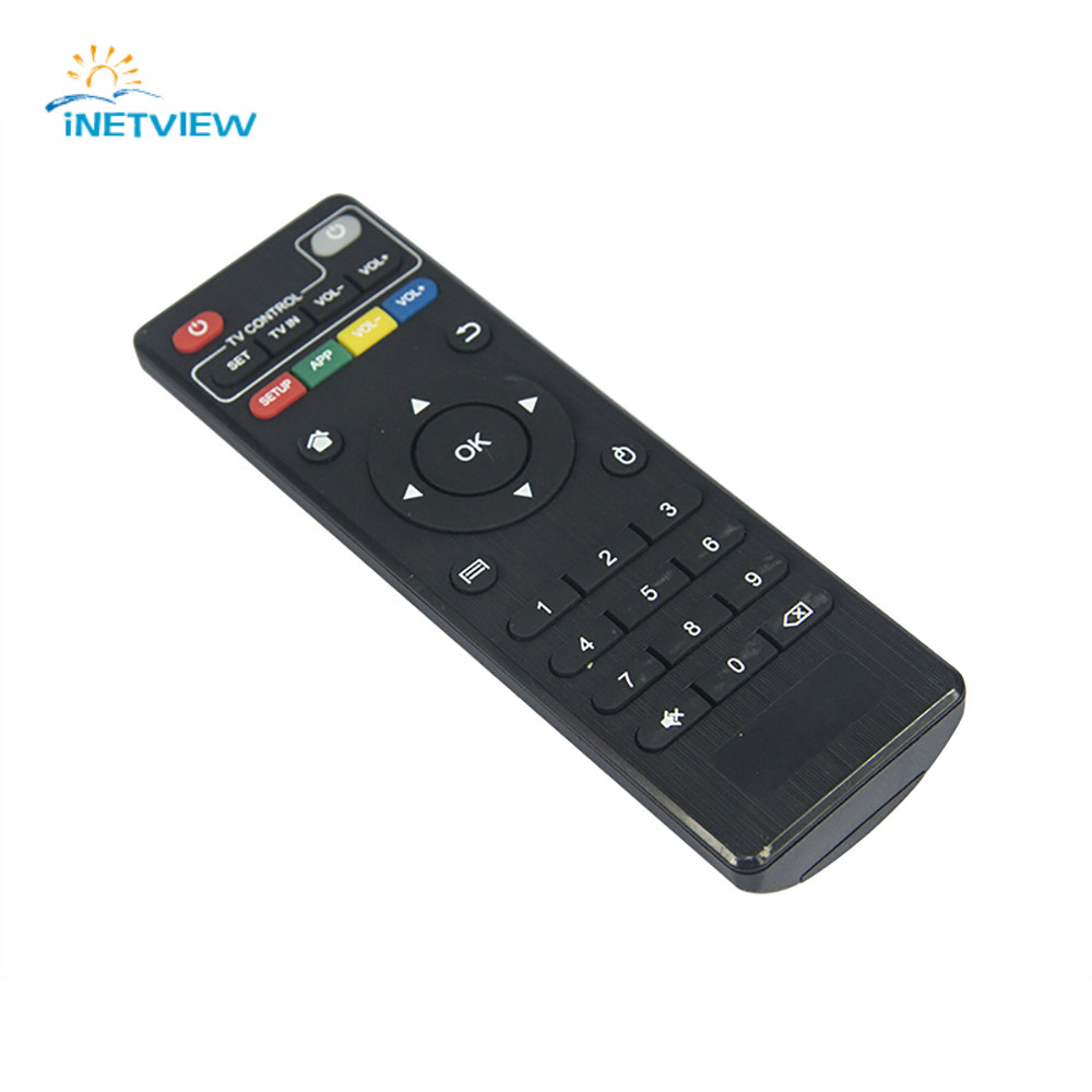 New Remote Control For m8s tv box Remote Control For RK8 M8S+ iview i6s A7 A7 Pro smart tv box KODI android 5.1 IPTV(China (Mainland))