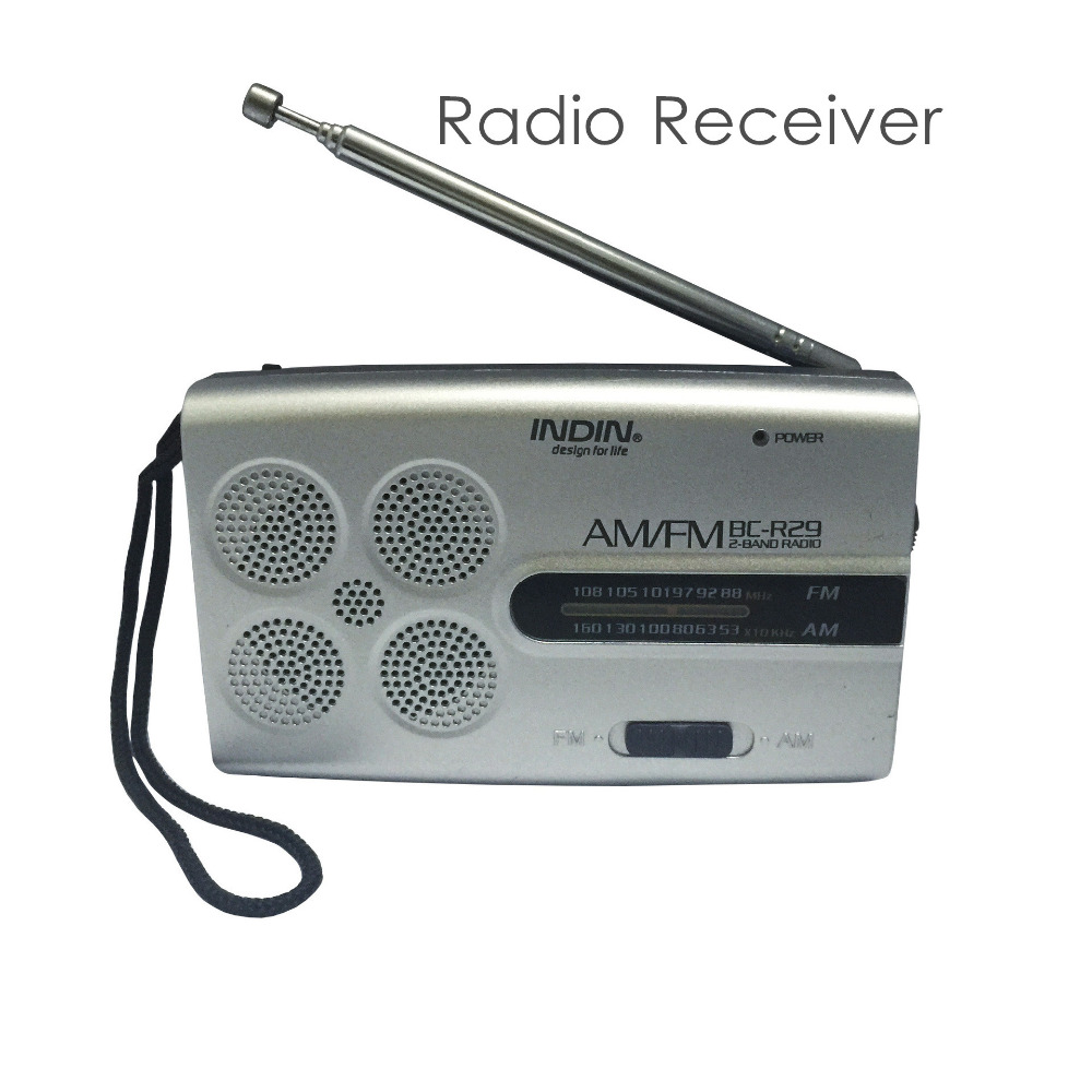 2 Digital Tuning Stereo Player FMAM Radio Receiver Mini Radio Receiver Music Speaker Powerful Radio Receiver for Parents Gifts
