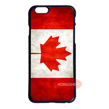 New Canada Flag Cover Case for LG G2 G3 G4 Samsung S3 S4 S5 Mini S6 S7 Edge Plus Note 2 3 4 5 iPhone 4S 5S 5C 6 6S 7 Plus iPod 5