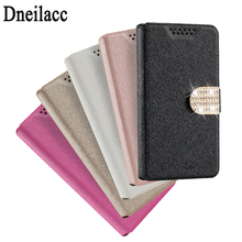 Buy Dneilacc Luxury Case Doogee Homtom HT16 Flip Leather Back Cover Doogee Homtom HT16 Protective Phone Bag for $2.72 in AliExpress store
