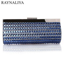 Europe And America Woman New Product Luxury Diamond Bag Glittering Banquet Handbag Party Prom Evening Bag Clutch SMYSFX-E0151