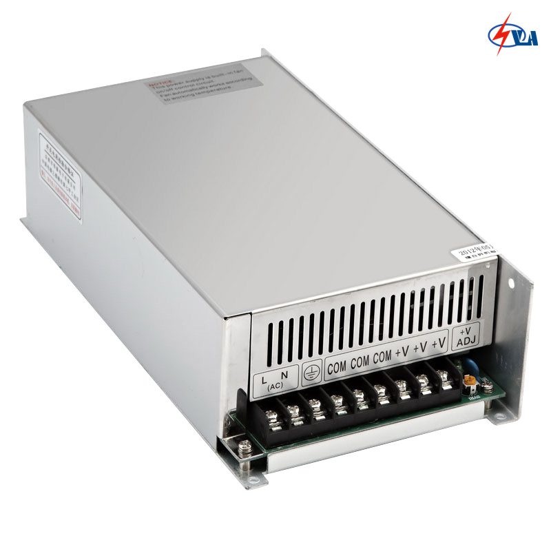 S-500-24 500W 24V efficent backup switching power supply<br>