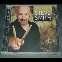 DY-01 new CD seal: The Best of Steve Smith CD  disk [free shipping]