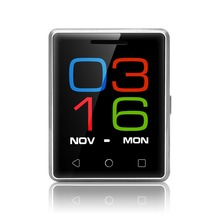 "Original S8 Smartwatch MTK2502 1.54"" 2.5D Touch Screen Bluetooth 4.0 380mAh Pocket Smart watch Also like Mini Phone Mobile Phone(China)"