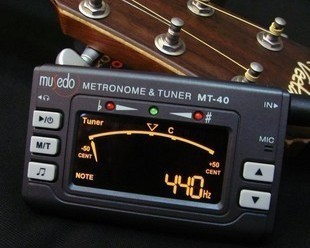 Musedo angel MT-40 Bel Air Guitar Tuner universal electronic metronome tuner<br><br>Aliexpress