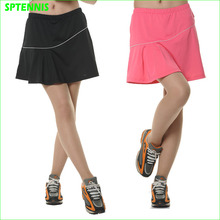 2017 New Badminton Culottes Sports Bust Skirt Lady Cheerleading Skorts Plus Size