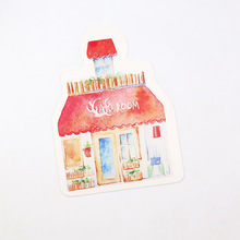 30pcs open a shop for fun style memory postcard invitation Greeting Cards gift Christmas postcard & invitation(China)