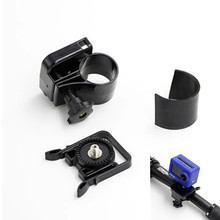 High Quality Bicycle Bike Handlebar Mount Handle Fixed Bracket Holder Adapter Stand for Sports Camera with 1/4 inch Screw Hole