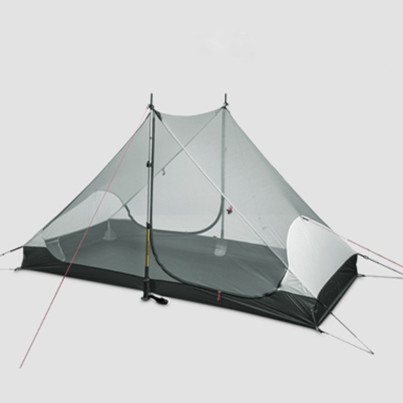 3F UL GEAR High quality 3F ul gear 2 persons 3 seasons and 4 seasons inner of LANSHAN 2 out door camping tent2
