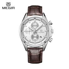 Buy Megir Brand Men Watches Clock Sport Waterproof Quartz Wrist Watch Boy Luxury Famous Style Male Wristwatches Montre Homme for $23.90 in AliExpress store