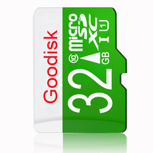 GREEN Micro SD Card 128GB 64GB 32GB 16GB Class 10 Memory Card MicroSD SDXC TF Card 8GB 4GB Mini SD Card
