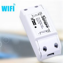 NEW Smart Home Remote Controller Wireless Universal Switch Module Timer Wifi Switch Smart Home Controller Support IOS Android
