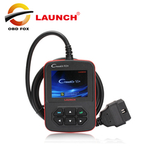 100% Original Launch Creader 6+ support JOBD OBD code scanner creader VI+ VI Plus OBD2 OBDII diagnostic tool free shipping