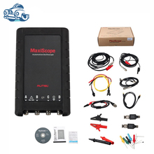 Autel MaxiScope MP408 4 Channel Automotive Oscilloscope Basic Kit Works with Maxisys Tool MaxiScope MP408 For MaxiSys Tablet