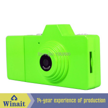 cheap outdoor camera 2.0 mega pixels Kids digital camera support 8GB TF Card DC-G15